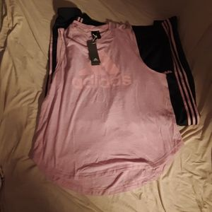 Brand new Adidas outfit